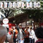 【歌舞伎町の風景】昨日は新宿十二社・熊野神社例大祭でした!!