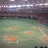 【たまにはノンビリ】仕事終わりに野球観戦に行って来ました!!