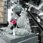 歌舞伎町公園の弁財天様 ~社の地下は新宿11チェンネル~